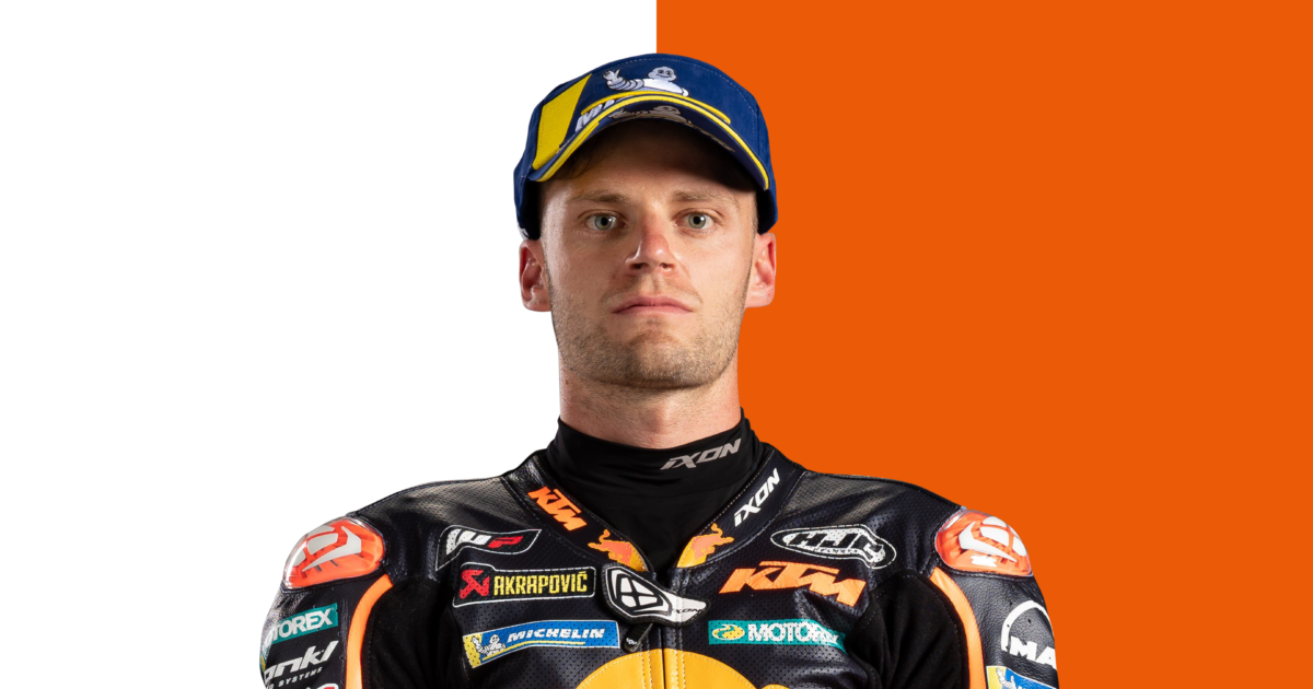 Brad Binder MotoGP™ Rider Profile | Australian Motorcycle Grand Prix